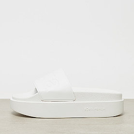 Superga 1919 - Platform Pool Slide total white