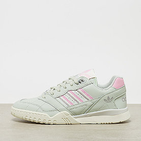 adidas A.R Trainer linen cloud white/ice mint/solar orange