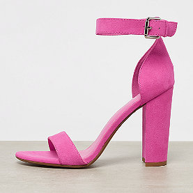ONYGO Sandalette high heel pink
