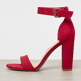 ONYGO Sandalette high heel red