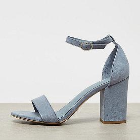 ONYGO Sandalette mid heel light blue