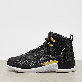 Jordan Air Jordan 12 Retro black/metallic gold/white