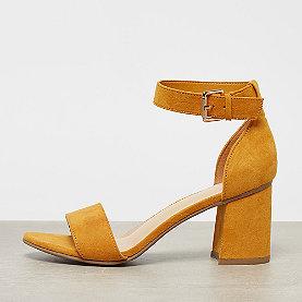 ONYGO Sandalette mid heel yellow