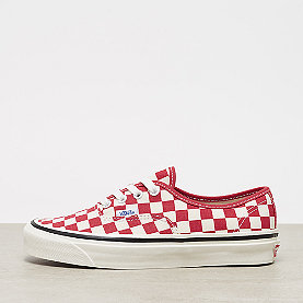 Vans UA Authentic 44 DX og red/check