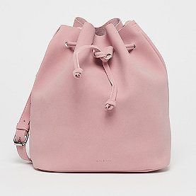 Mae & Ivy Mila bucket bag nude