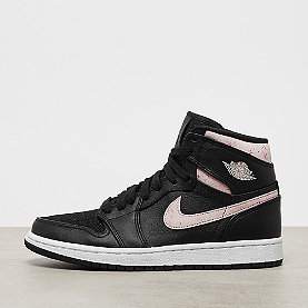 Jordan Air Jordan 1 Retro High Prem Wns blk/silt red-maroon-white