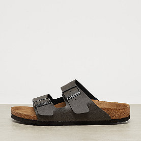Birkenstock Arizona Vegan pull up anthracite