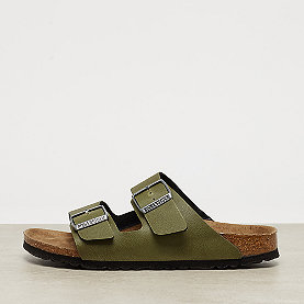 Birkenstock Arizona Vegan pull up olive