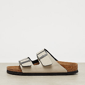 Birkenstock Arizona Vegan pull up stone
