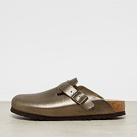 Birkenstock Boston washed metallic antique gold