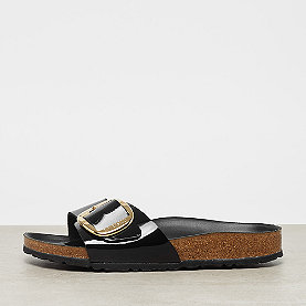 bd935606bbfc77 Birkenstock Madrid Big Buckle black patent