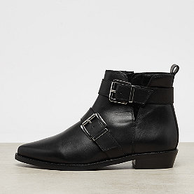 Bronx Cara Buckle Boot black