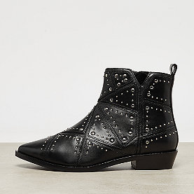 Bronx Cara Studded Boot black