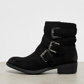 Buffalo Amira Biker Boot black
