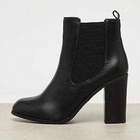 Buffalo Ankle Boot Block Heel black