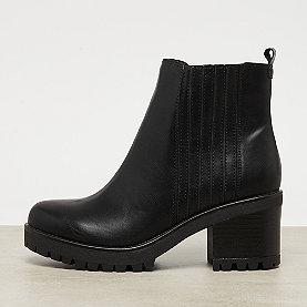 Buffalo Bootie Chelsea Block Heel black