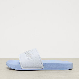 Buffalo Flat Slipper blue ice