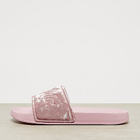 Buffalo Flat Slipper rose white