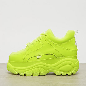 Buffalo London Buffalo Classics Low neon yellow