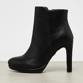 Buffalo Plateau Ankle Boot black