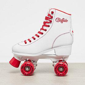 Buffalo Buffalo x Rio Roller Skates white/red