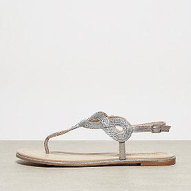 Buffalo Sandal Straps silver