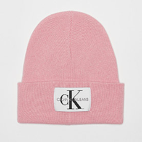 Calvin Klein Basic Women Knitted Beanie chintz rose