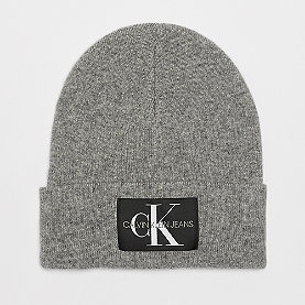 Calvin Klein Basic Women Knitted Beanie mid grey heather