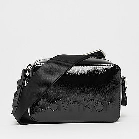 Calvin Klein Edged Camera Bag black