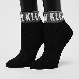 Calvin Klein Modern Cotton Logo Quarter black