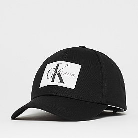 Calvin Klein Monogram Baseball Cap black beauty