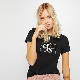Calvin Klein Outline Monogram Slim Fit T-Shirt black