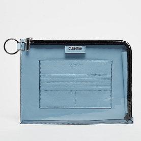 Calvin Klein Slide Pouch Tr pale blue