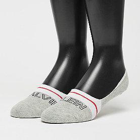 Calvin Klein Modern Cotton Logo Liner oxford heather