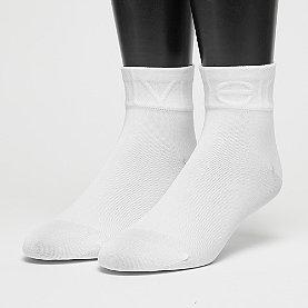 Calvin Klein Modern Microfibre Logo Anklet white