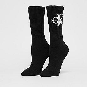 Calvin Klein Reissue Short Crew black
