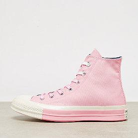 Converse Chuck 70 HI storm pink/storm pink/egret
