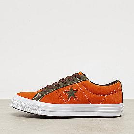 Converse Chuck 70 OX bold mandarin/ field surplus