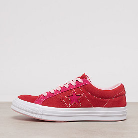 Converse Chuck 70 OX enamel red/ pink pop