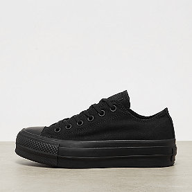 Converse Chuck Taylor All Star Clean Lift OX black/black/black