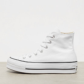 Converse Chuck Taylor All Star Lift Hi white/black/white
