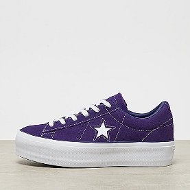 Converse One Star Platform OX new orchid
