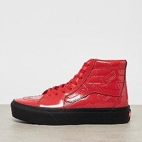 Vans David Bowie x VANS UA SK8-Hi Platform 2.0 ziggy stardust/red/black