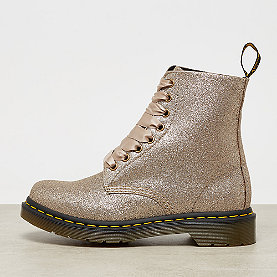 Dr. Martens 1460 Pascal pale gold glitter