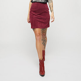 Edited Celia Skirt bordeaux
