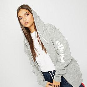 Ellesse Serinatas Full Zip Hoodie athletic grey