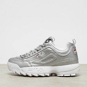 Fila Disruptor Low silver