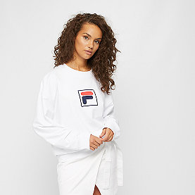Fila Urban Line Sweatshirt crew Erika bright white