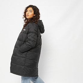 Fila ZIA Long Puff Jacket black