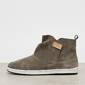 Hub Serve N30 Soft Nubuck dark olive/off white-black